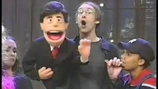 """Avenue Q sing """"Only In Vegas"""" on Regis and Kelly - 9/5/05"""