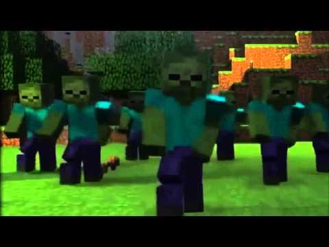 Minecraft | Oppa Gangnam Style