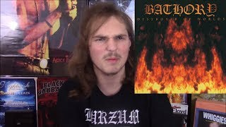 "Bathory ""Destroyer Of Worlds"" Album Review"