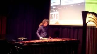 Alone (for solo marimba)