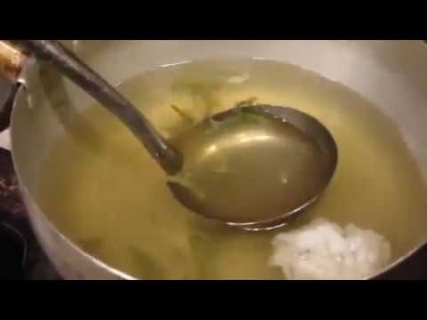 《鱧(はも)のすまし汁【1】》・・・・大和の 和の料理《清汁》