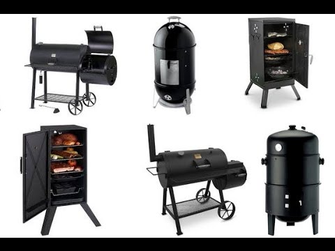 Reviews: Best Charcoal Smoker  2018