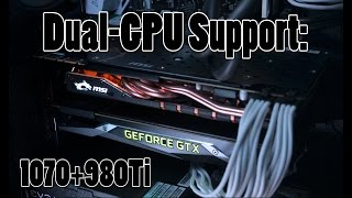GTX 1070 + 980Ti: Two Different GPUs Working Together