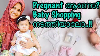 Baby Shopping During Pregnancy| Things To Buy For Your Newborn| Checklist|