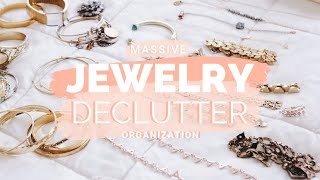ULTIMATE CLEAN WITH ME! CLOSET + JEWELRY ORGANIZATION ON A BUDGET!
