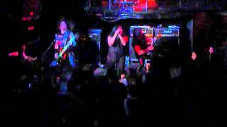 EXCITER Agressor at Les Katacombes, Montreal Canada, May 31th, 2012