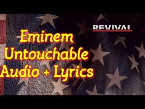 Eminem - Untouchable (Audio + Lyrics)
