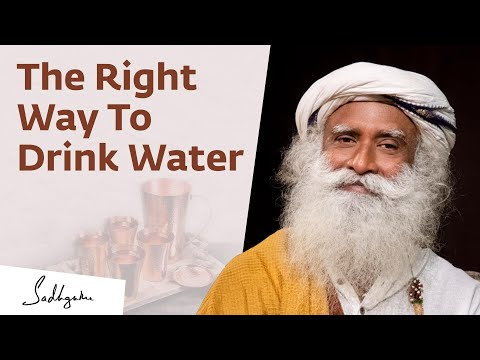 Video The Key To Health: Treating Water With Reverence