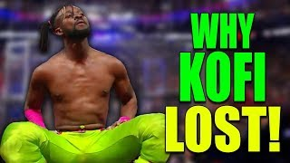 Real Reasons Why Kofi Kingston Didn't Win The WWE Championship At Elimination Chamber 2019