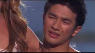 SYTYCD 8: Marko & Allison - I Know It's Over (w/ Judges' Comments)
