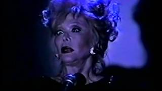 Monique Van Vooren, She's a Star, 1996 Cabaret Performance