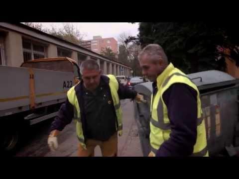 Analýza zmesového komunálneho odpadu
