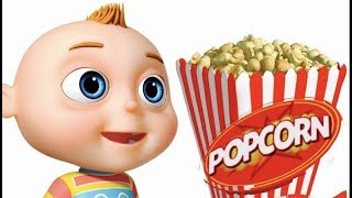 TooToo Boy - Popcorn Episode | Funny Comedy Series | Videogyan Kids Show