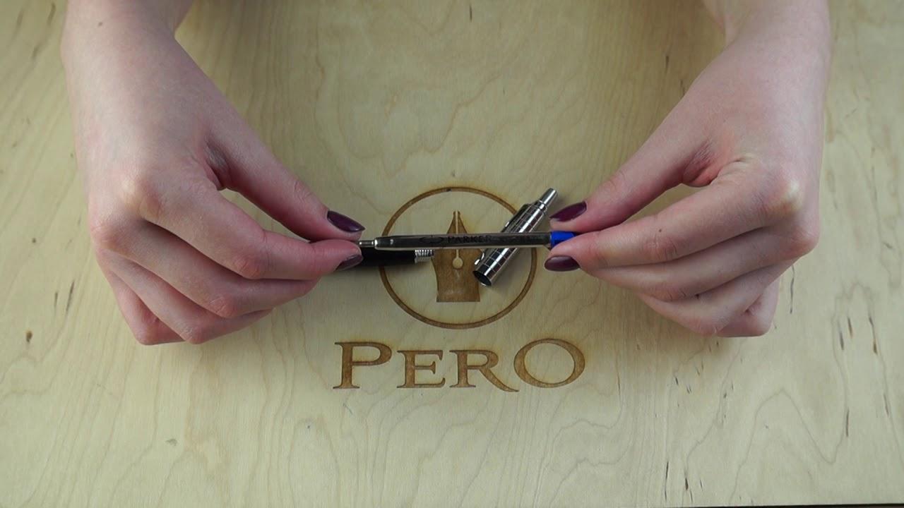 Шариковая ручка Parker JOTTER 17 Premium Bond Street Black Grid CT BP 17 432