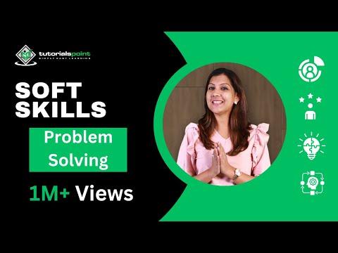 Soft Skills - Problem Solving - YouTube