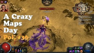 [Path of Exile] A Crazy Maps Day (Breach League)