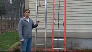 Extension Ladders Video