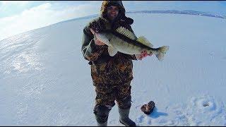 Рыбалка в волгоградской области зимой