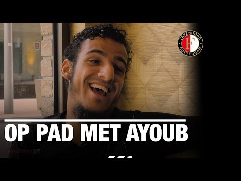 Yassin Ayoub is happy in Rotterdam