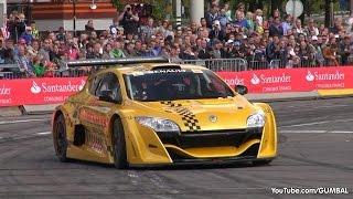 Best Taxi Ever? Renault Mégane RS Trophy V6!