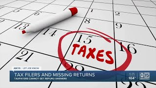 Taxpayers not getting refunds or answers from the IRS