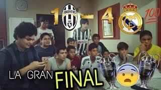 La Gran Final...!! Juventus VS Madrid (Reacciones con los PANAS)