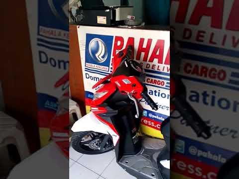 Jasa pengiriman Motor & Barang Pahala Express Chaplin Ciledug Tangerang