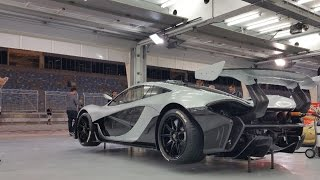 The Most Insane Track Day Ever - Mclaren P1 GTR, 4x P1s, MC12, Huayra, 918 - Bahrain   Part 2