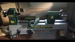 Record Power DML 250 Review Erstausstattung (Kauferfahrung)