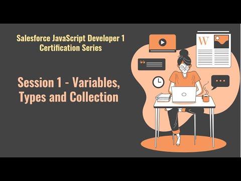 Salesforce JavaScript Developer 1 certification series   Session 1 ...