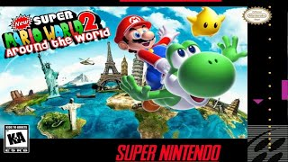 Mario World 2 Hack