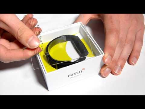 Fossil Q Motion - Smartwatch.de Unboxing [DEUTSCH]