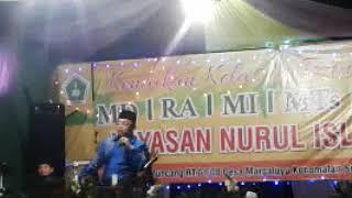 KH.Jujun Junaedi Yang Ke 4 Kalinya Ceramah Di YASNI Pasir Muncang
