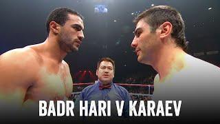 Badr Hari v Ruslan Karaev