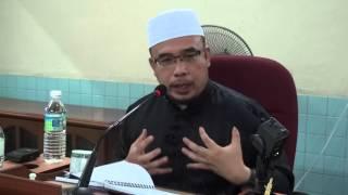08-04-2014 Dr.Asri Zainul Abidin : Musibah Terbesar Dalam Sejarah Islam