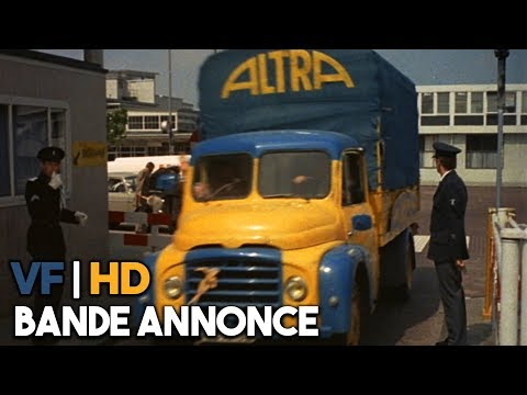 Trafic (1971) Bande Annonce VF [HD]