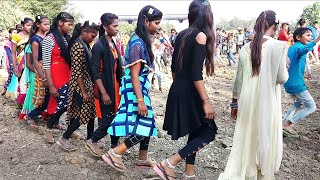 Arjun R Meda || New Song || Janu Offline Se || Mix Beautiful Girls Dance || New Timli Dance