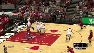 NBA 2K14: Chicago Bulls vs Cleveland Cavaliers Gameplay