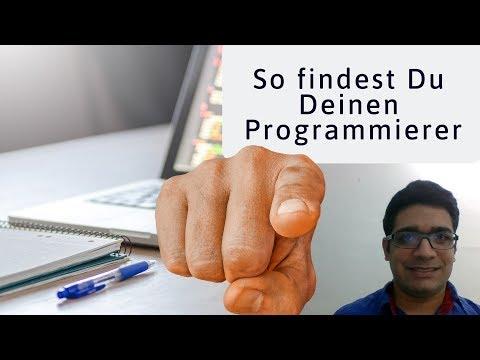 Programmierer finden: So findest Du Deinen Entwickler
