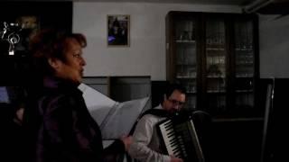 preview picture of video 'Snežna Obreza in Krunoslav Križ na občnem zboru PD Cerknica'