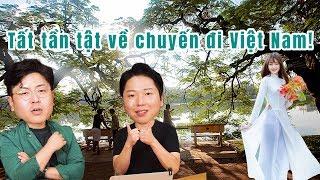 Chàng trai Hàn Quốc nói gì sau chuyến đi Việt Nam? (Cùng VNCO khám phá Việt Nam #02)
