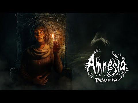 trailer de lancement de Amnesia: Rebirth