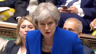 UK government survives crucial Brexit vote in parliament
