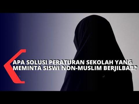 Apa Solusi untuk Siswi Non-Muslim Diminta Berjilbab Oleh Sekolah? Ini Selengkapnya