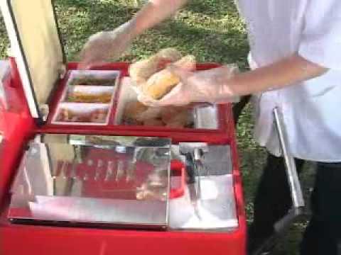 Carrito de Hot dog Lujo Esp.wmv