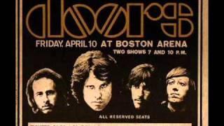 The Doors - Rock Me - Live in Boston 1970