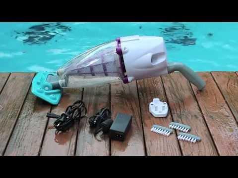 Vektro l'aspiratore per le piscine e le spa