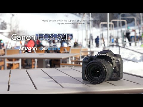 External Review Video uqvXHR3vRs8 for Canon EOS 90D APS-C DSLR Camera
