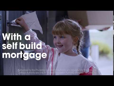 Self Build Mortgage Ad - Scottish Building Society