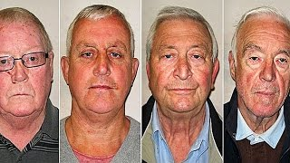 How 4 Grandpas Robbed £14 Million Worth of Diamonds